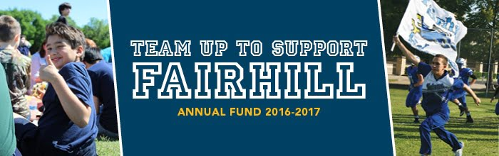 Fairhill Annual Fund 2016-2017