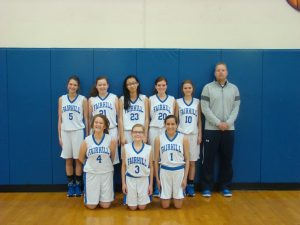 IAA girls basketball 2105